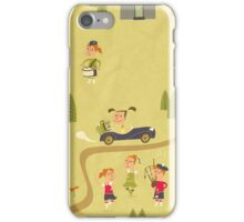 The whining grew stronger iPhone Case/Skin