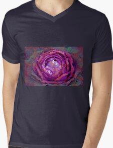 Heart of Mystery 36 Mens V-Neck T-Shirt