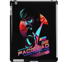 Pacquiao iPad Case/Skin