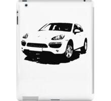 Porsche Cayenne 2011 iPad Case/Skin