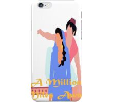 A Million Miles Away iPhone Case/Skin