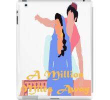 A Million Miles Away iPad Case/Skin
