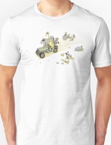 Animals On Safari Unisex T-Shirt
