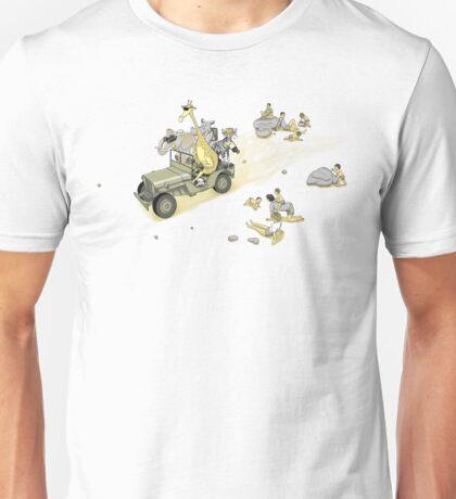 Animals On Safari T-Shirt