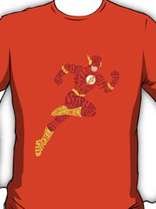 Who is the Flash? T-Shirt