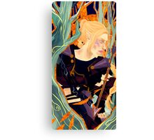 Tarot Card- My Inquisitor Canvas Print