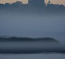 Misty Waters... by GerryMac