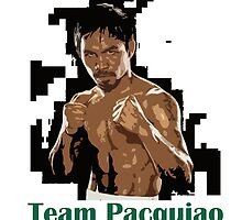 Team Pacquiao by chiloy