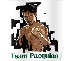 Team Pacquiao Poster