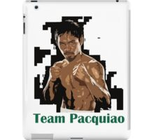 Team Pacquiao iPad Case/Skin