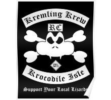 Krunch's Club Poster
