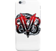 Black Veil Brides Unitiy (White ver) iPhone Case/Skin