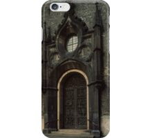 Facade Domkirke Oslo Norway Elite 198406140019 iPhone Case/Skin