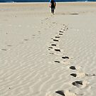Footprints by Jeanne Horak-Druiff