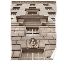 Face of the Building Poster