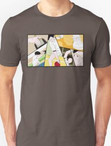 Ping Pong The Animation Print Unisex T-Shirt
