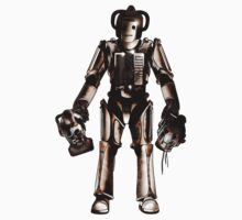 Rogue Cyberman Kids Clothes