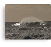 AIR V WATER Canvas Print