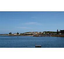 Coastal Town of Beachport! Taken from the Jetty. Limestone Coast. Photographic Print