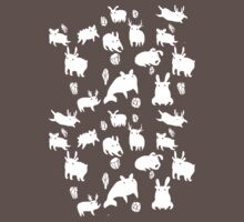 Weebeasts (white) T-Shirt