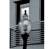 Street Lamp Photographic Print