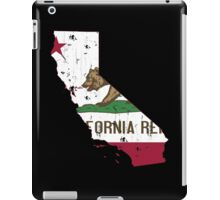 Born California iPad Case/Skin