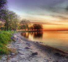 Purple Sunrise by Jigsawman