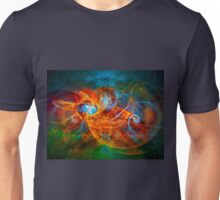 First Flight - colorful digital abstract art by Gordan P. Junior Unisex T-Shirt