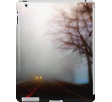 Distant Headlights iPad Case/Skin