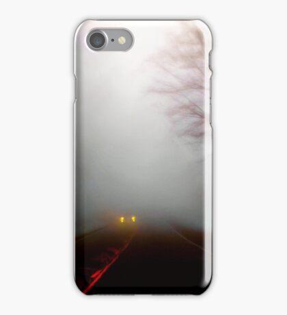 Distant Headlights iPhone Case/Skin