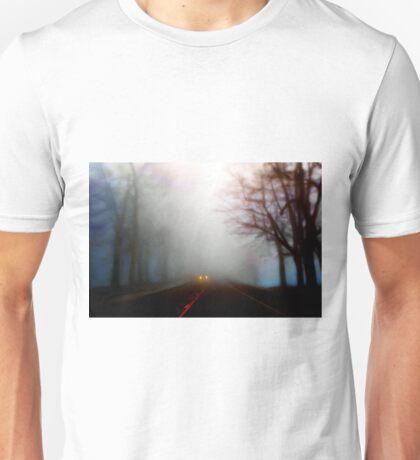 Distant Headlights Unisex T-Shirt