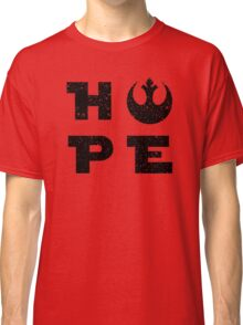 Hope for the Alliance - Dark Classic T-Shirt