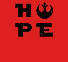 Hope for the Alliance - Dark Unisex T-Shirt