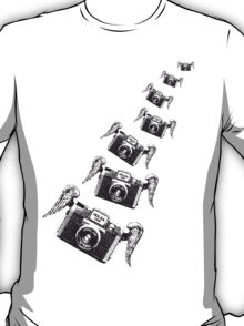 Flying Plastic - HOLGA T-Shirt