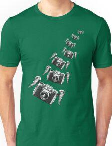 Flying Plastic - HOLGA Unisex T-Shirt