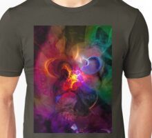 Explorers - colorful digital abstract art by Gordan P. Junior Unisex T-Shirt