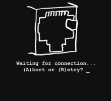 Awaiting Connection (Socket) by Flehrad