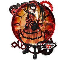 Tokisaki Kurumi Date-a-Live T-shirt Photographic Print