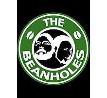 The Beanholes Logo Photographic Print