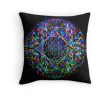 jEWEL No.2 Throw Pillow