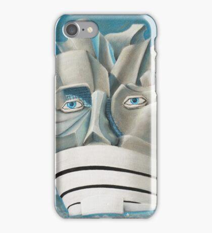 Both Guggenheim's Portrait iPhone Case/Skin