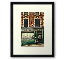 Castle Bar, Derry Framed Print