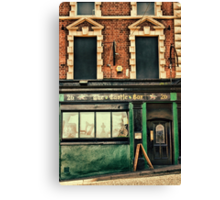 Castle Bar, Derry Canvas Print