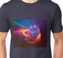 Miracle - colorful digital abstract art by Gordan P. Junior Unisex T-Shirt