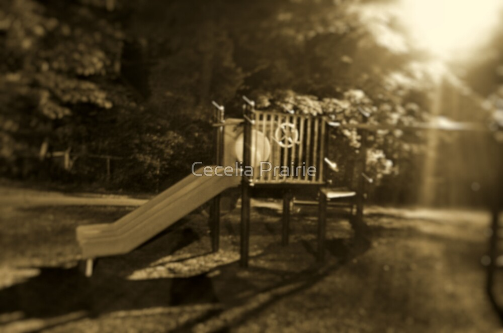 Wanna Play? by Cecelia Prairie