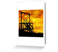 Beauty of Death Greeting Card