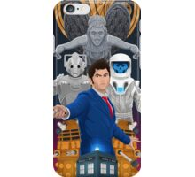 Time Lord Victorious iPhone Case/Skin