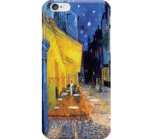 Cafe Terrace At Night iPhone Case/Skin