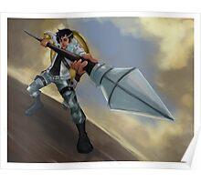 Huntress Poster