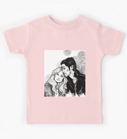 OUAT: Captain Swan Kids Tee